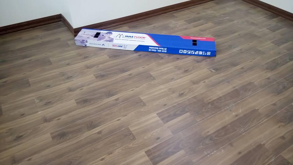 Sàn gỗ Masfloor M - 803, sàn gỗ cao cấp nhập khẩu chính hãng Malaysia